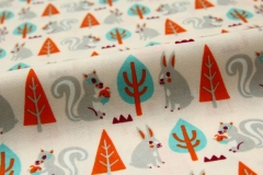 Festive Forest 8, Patchworkstoff