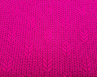 Plain Stitches - UP KNIT, Jersey, ciclamino